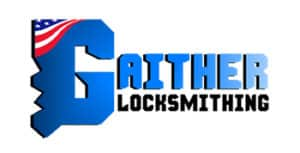 Gaither Locksmithing logo